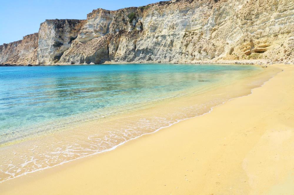 EXCURSION TO ELAFONISSI BEACH