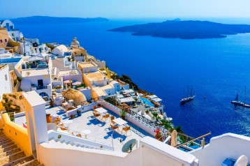 SANTORINI  ONE DAY